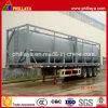Углеродистая сталь 40ft контейнер для Semi-Trailer топливного бака