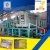 Gedrehte Papiermasse bereift das Tellersegment-Ei-Tellersegment, das Formteil-Maschine herstellt