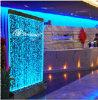 Decor al aire libre Bubble Wall con Changing Color LED Light Water Bubble Screen