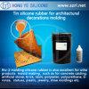 Gypsum Cornice Moldingのための液体のMolding RTV Silicone Rubber