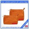 オレンジ装飾的な袋はナイロンを袋に入れる
