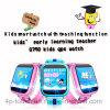 Inteligente de seguridad de niños/Chicos Tracker GPS Reloj con WiFi/Lb/Posición GPS D19