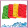 Ghiaccio non tossico della muffa DIY del ghiaccio del creatore di ghiaccio del silicone di figure della frutta
