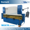Wc67k-100t/3200 수압기 브레이크, 강철 플레이트 구부리는 기계