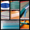 Tuyau en plastique de tissu-renforcé de PVC pour l'eau