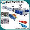 Máquina plástica uma da extrusão do PVC do Gêmeo-Parafuso para fora linha de produção de quatro tubulações