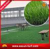 Поставщик Китая золотистый Landscaping искусственная трава для сада