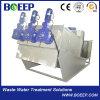 Abwasser-aufbereitendes Gerät für energiesparenden Entwurf