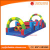 아이 스포츠 게임 (T8-301)를 위한 팽창식 장애 도전 장난감