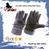 Gant foncé de travail de sécurité du travail de cuir de meubles