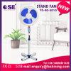 Refroidisseur d'air ventilateur électrique de stand de sûreté bleue de 16 pouces (FS-40-S010)