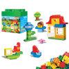 Brinquedo plástico do bloco de apartamentos do PCS do brinquedo 65 (H6379070)