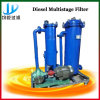 Извлекать воду от гидровлического фильтра для масла
