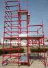 SGS 안전한 건축 금속 Kwikstage 비계