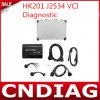 HK201 J2534 Vci Diagnostic Tool V15 for Hyundai & KIA Provides Comprehensive Coverage for All Hyundai Vehicles Including All Hybrid Cars