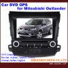 Reproductor de DVD con el GPS, 8inch Panel del coche para Mitsubishi Outlander (HP-MO800S)