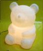 照明ミニ熊