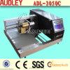 La hoja de oro Papel Encuadernación Tapa dura Portada Certificado máquina de impresión de la impresora