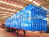 중국 제조자 널리 이용되는 강한 상자 트레일러