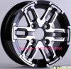 o alumínio das rodas de carro de 12*6j 12*7.5j roda as rodas da liga das bordas 4*110