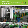 MT-1000 tipo clássico Fábrica de reciclagem de Garrafas Pet