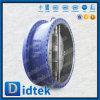Válvula de verificación dual de la oblea de la placa de Didtek API 6D Wcb