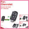 Interpréteur de commandes interactif principal éloigné automatique pour Chevrolet avec 4+1 boutons