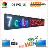 O computador ao ar livre WiFi do USB da cor cheia da varredura P10 1/4 compila para o indicador de diodo emissor de luz 52X8inch dos media de anúncio