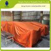 Bâche de protection enduite imperméable à l'eau pour la couverture Tb582 de camion