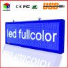 P5 segno 15 '' x40 ''/testo LED di colore completo LED Scrolling di sostegno che fa pubblicità visualizzazione a LED esterna immagine programmabile/dello schermo video