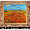 Olieverfschilderijen (bestelwagen-010)