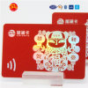 RFID 125kHzの近さのスマートカード/NFCの磁気帯のホテルの鍵カード/PVCの接触ICのカード
