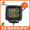 CREE Chips 18W LED Work Light met 7 Colors Cover Optional 18W LED Truck Lights