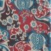 Oxford 600D tissu de polyester d'impression avec le PVC/PU (XQ-342)