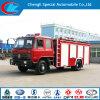La lucha contra incendios de agua Euro 3 camión con una buena Bomba de fuego