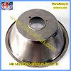 Carimbo inoxidável do metal de folha do anel da fábrica (HS-SM-0031)