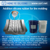 Silicone líquido Rubber para Tyre Molds Making