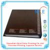Fábrica de la carpeta de archivo de la impresión en offset