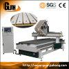 Вырезывание CNC доски мебели и Drilling машина