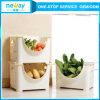 Utmost in Convenience Fruit and Vegetable Plastic Storage Box