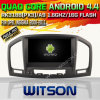 Carro DVD do sistema do Android 4.4 de Witson para as insígnias 2008-2011 de Opel (W2-A6753L)