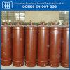Cilindro de gás do aço inoxidável para o acetileno