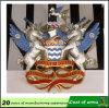 Aluminum Materialの普及した3D Horse Emblem