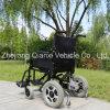 지능적인 전기 초로 부당한 접히는 휠체어 (XFG-103FL)