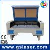 Bens móveis Double-Head Goldensign máquina de corte a laser