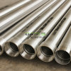 acciaio inossidabile 6 5/8inch 304 schermi di collegare del cuneo/tubo industriale del setaccio acciaio inossidabile
