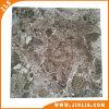 Mattonelle di pavimento di ceramica rustiche di sembrare di pietra di marmo di oscurità del materiale da costruzione 4040