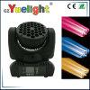 DJ 장비 36 3W RGBW LED 이동하는 맨 위 광속