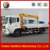 Новое 210HP 6.3 тонны вагона с краном