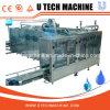 Máquina de rellenar del agua automática llena de 5 galones